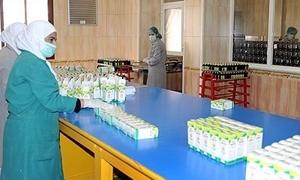 مجلس محافظة ريف دمشق: إعادة تشغيل معمل تاميكو ومركز تخزين محروقات في قطنا