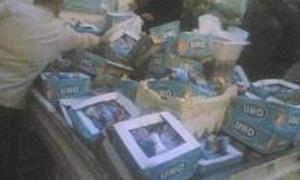 تموين اللاذقية يصادر 19.2 طناً من الأغذية الفاسدة وألف تنكة زيت مغشوشة منذ بداية العام