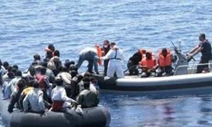 أنباء عن وصول 400 لاجئ سوري جديد الى السواحل الإيطالية اليوم.. و3300 سوري يصل ايطاليا في شهر واحد بشكل غير شرعي