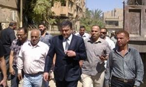 مرسوم بتعيين محمد نايف قدور العينية محافظا لمحافظة دير الزور