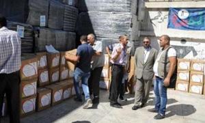 وزير الشوؤن الإجتماعية: 6 آلاف سلة غذائية و50 طن طحين لمتضرري القنيطرة خلال أيام