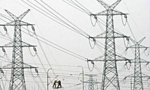الإنشاءات المعـدنيـة تبدي استعدادها لتــأمين الأبـــــراج والأعمــدة الكهربائية وفـق المواصفـــات التي تطلبها