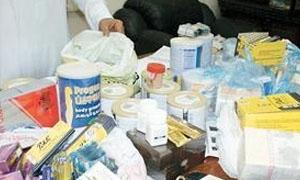 ضبوط تموينية لأفران ومطاعم ومواد غذائية