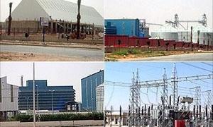 المدينة الصناعية في حسياء: ارتفاع عدد المستثمرين إلى 30 ..و381 منشأة قيد الإنشاء
