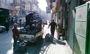 محافظة حلب تغلق محلي بيع غاز و5 صيدليات