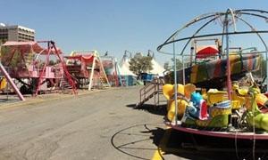 محافظة دمشق تحدد المواقع المخصصة لإقامة ألعاب الأطفال خلال