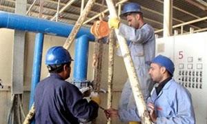 3.5 مليار ليرة إجمالي المشاريع المياه التي توقفت نتيجة الأحداث.. بنسب انجاز100%