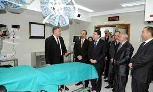 افتتاح مشفى المدينة ومشروع النادي السياحي.. و5 مشاريع سياحية جديدة منذ 2011
