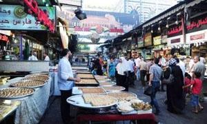 القضاء على 75% من بسطات بيع اللحوم والأطعمة في دمشق..وأدوية مجانية الشهر القادم