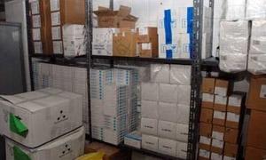 وزارة الصحة ترسل  135 طناً من الأدوية النوعيةوالمزمنة والمعدات الطبية إلى حلب