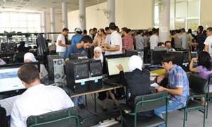 جامعة دمشق:لا تمديد لمفاضلة التعليم المفتوح..و8600 متقدم معظمهم من الفرع الأدبي