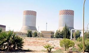 وزير النفط: العمل جار لتزويد محطة تشرين بالغاز بعد انقطاعه بسبب الإعتداء عليه