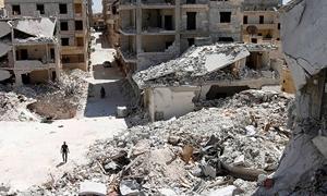700 مليار ليرة تكلفة إعادة بنائها..ترتيب المحافظات السورية حسب عدد المنازل المدمرة