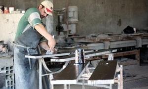 أكثر من 4 آلاف منشأة وحرفة صناعية في السويداء