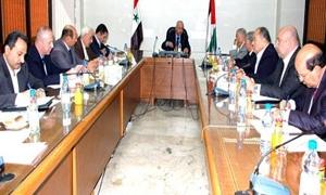 وزير الاقتصاد: وضع الأسس والمعايير العلمية لإعادة تشكيل مجالس رجال الأعمال