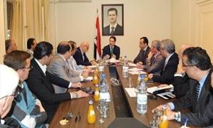 وزير السياحة: تشكيل لجان لتحديد الأسعار في مطاعم دمشق