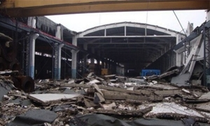 تضرر 800 منشأة صناعية في ريف دمشق..والمحافظة تبدأ بصرف الدفعة الثانية من التعويضات