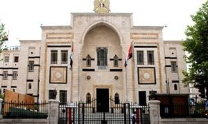 النص الكامل لمشروع الموازنة العامة لسورية لعام 2014البالغة 1390 مليار ليرة