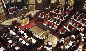 مجلس الشعب يقر مشروع قانون الاتحاد الرياضي العام