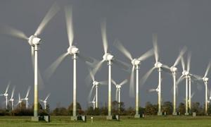 شركة روسية تطلق مشروع لإنتاج الكهرباء من طاقة الرياح بتكلفة 1210 مليار ليرة في سورية