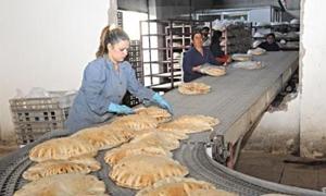 15 طناً يومياً الإنتاج اليومي للمخبز الاحتياطي الجديد في صحنايا بريف دمشق