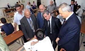 وزير التعليم العالي: مفاضلة القبول الجامعي للعام الدراسي المقبل خلال فترة أقصاها 15 يوماً