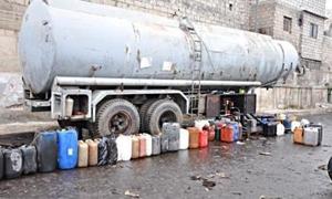 محروقات ريف دمشق تعتمد آلية دقيقة لضبط توزيع المازوت