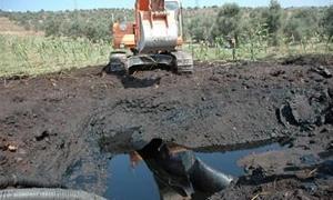 وزير الاقتصاد: 85% من المحاصيل الزراعية تضررت نتيجة الاحداث