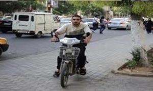 محافظة دمشق: وضع شروط تنظيمية لعمل الدراجات الكهربائية