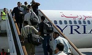 الطيران السورية تواصل تسيير رحلاتها الداخلية والخارجية لـ20 وجهة.. وتخفض سعر تذاكرها نحو ألف ليرة