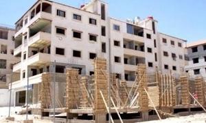 تقرير: ارتفاع أسعار مواد البناء وكسوة المنازل في سورية لأربع أضعاف..ومتر السيراميك نخب رابع بـ1800 ليرة
