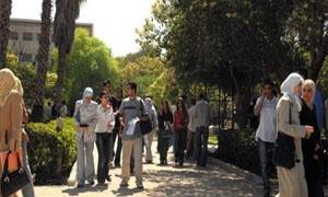 مصادر: عدد الطلاب المتقدمين لمفاضلة التعليم المفتوح 9 آلاف طالب