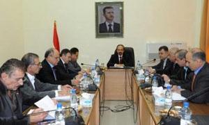 وزير الصحة يترأس الاجتماع الأول للهيئة السورية للاختصـاصات الطبيـة وقريبـاً البـورد السـوري