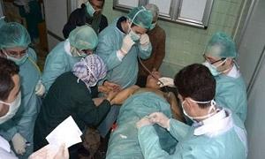 شطب قيود 60 طبيبا بشرياً في سورية..وإحداث صندوقاً للكوارث لمساعدة الأطباء المتضررين