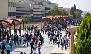 جامعة دمشق تمدد فترة تسجيل الطلاب المقبولين في التعليم المفتوح لغاية 19 الجاري