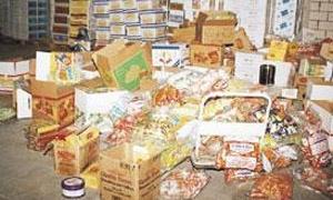 تموين ريف دمشق يضبط معملان لتصنيع الطحينة والشوكولا غير صالحين للاستهلاك البشري