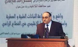 وزير الزراعة: خطة لتخصيص 76 ألف هكتار لوراعة النباتات الطبية والعطرية