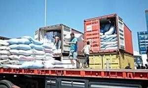 سورية تستودر 55 ألف طن من الدقيق التمويني ..50% منها من اوكرانيا