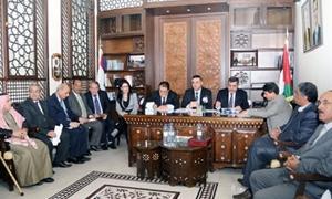 وزير التربية: قريبا معهد تجاري في ضاحية قدسيا بريف دمشق..و94% من الكادر التربوي يواظبون على عملهم