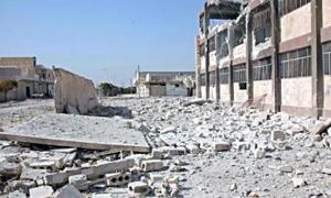 100 مليون ليرة لترميم مدارس درعا