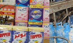 تموين دمشق تصادر 27 طناً من المنتجات المنتهية الصلاحية و2.5 طن دقيق تمويني