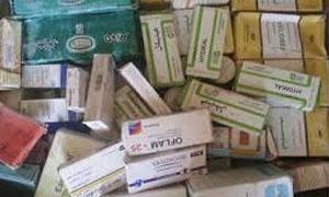 ضبط 360 علبة دواء منتهية الصلاحية في صيدلية ومستودع باللاذقية