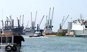 مديرية الموانئ: تنشيط كافة المشاريع قيد التنفيذ ومنها ميناءا بصيرة والحميدية