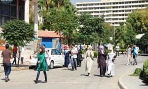 جامعة دمشق: التقدم لملء الشواغر للتعليم المفتوح حتى يوم غدٍ