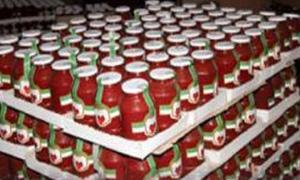 الصناعة تطلب التشدد في الرقابة على المنشآت الصناعية الغذائية وخاصة لمادة رب البندورة