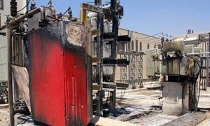 650 مليار ليرة الخسائر المباشرة والغير مباشرة لقطاع الكهرباء في سورية منذ بداية الأزمة