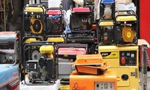 سوق المولدات الكهربائية يشتعل وسط انقطاع الكهرباء..والأسعار تصل لـ130 ألف ليرة
