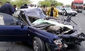 الحوادث المرورية تسبب خمس وفيات يومياً في سورية