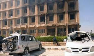 41 مليار ليرة أضرار المؤسسات الحكومية في ريف دمشق