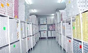 مديرية صحة حلب تتسلم شحنة أدوية جديدة يتجاوز وزنها 30 طناً
